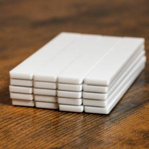 white task tiles